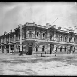 Gawler Place, south west corner of Grenfell Street
