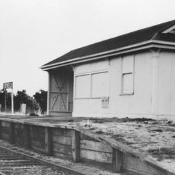 Reynella Railway Station