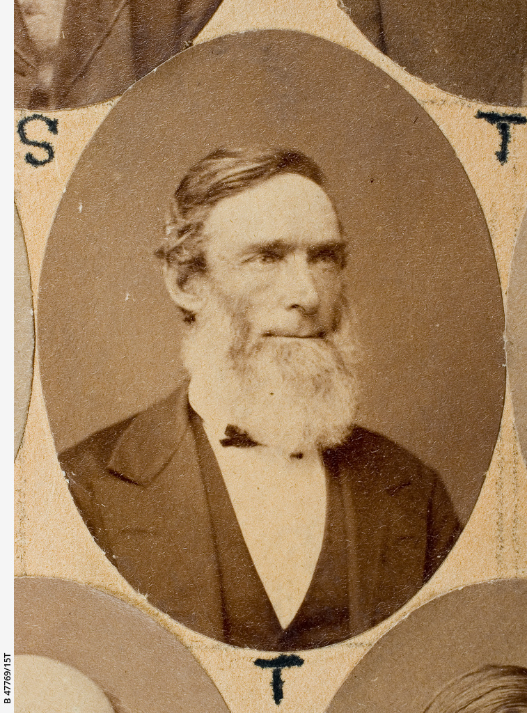 The Old Colonists Banquet Group : George William Cole