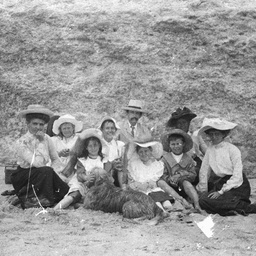 Beach party at Port Noarlunga
