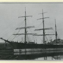 The 'William Leavitt' in an unidentified port