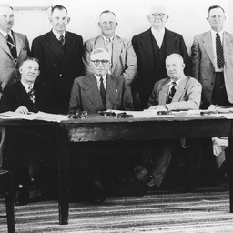Members of the District Council of Willunga