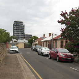 Wakeham Street, Adelaide.