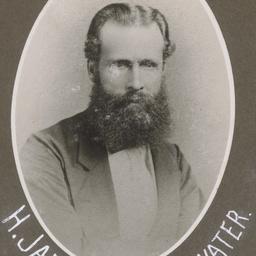 S.A. Northern Pioneers 1850-59 : Herbert James