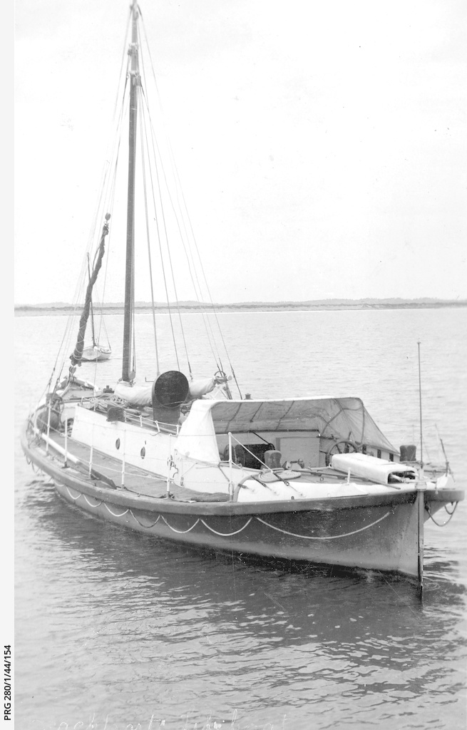 The 'City of Adelaide' life-boat