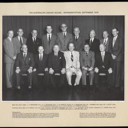 Australian Cricket Board Representatives
