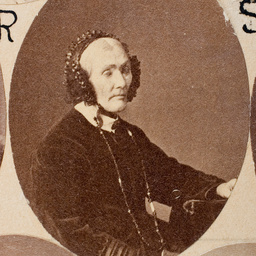 Group of [women] Old Colonists : Hannah Stratford
