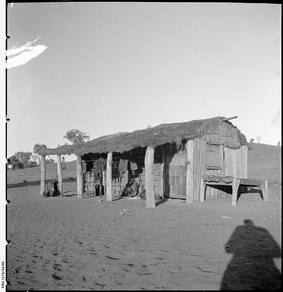 Shed, Doctor Stones, Central Australia