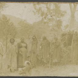 Group of Aboriginal women