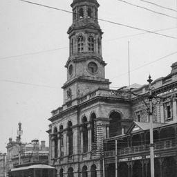 Views of SA, WA, Vic & NSW : Adelaide Town Hall