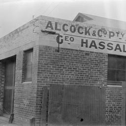Alcock & Co., Fenn Place, Adelaide