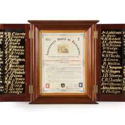 Honour rolls