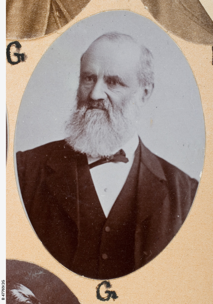 The Old Colonists Banquet Group : David Gall