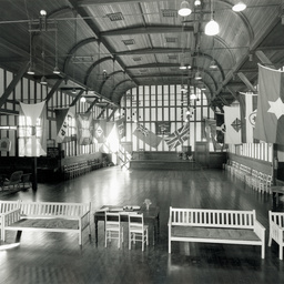 Interior of Missions to Seamen building