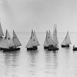 Yacht race at Brighton