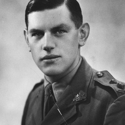 Captain William Leith Ligertwood