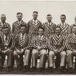 Port Adelaide Rowing Club Executive Committee, 1939 to 1940 season