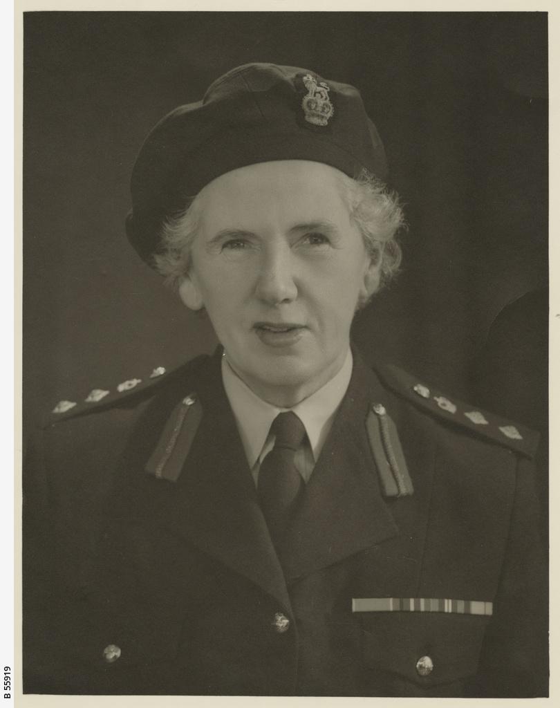 Lieutenant Colonel Mary Stewart Douglas