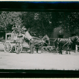Mail Coach at Angaston