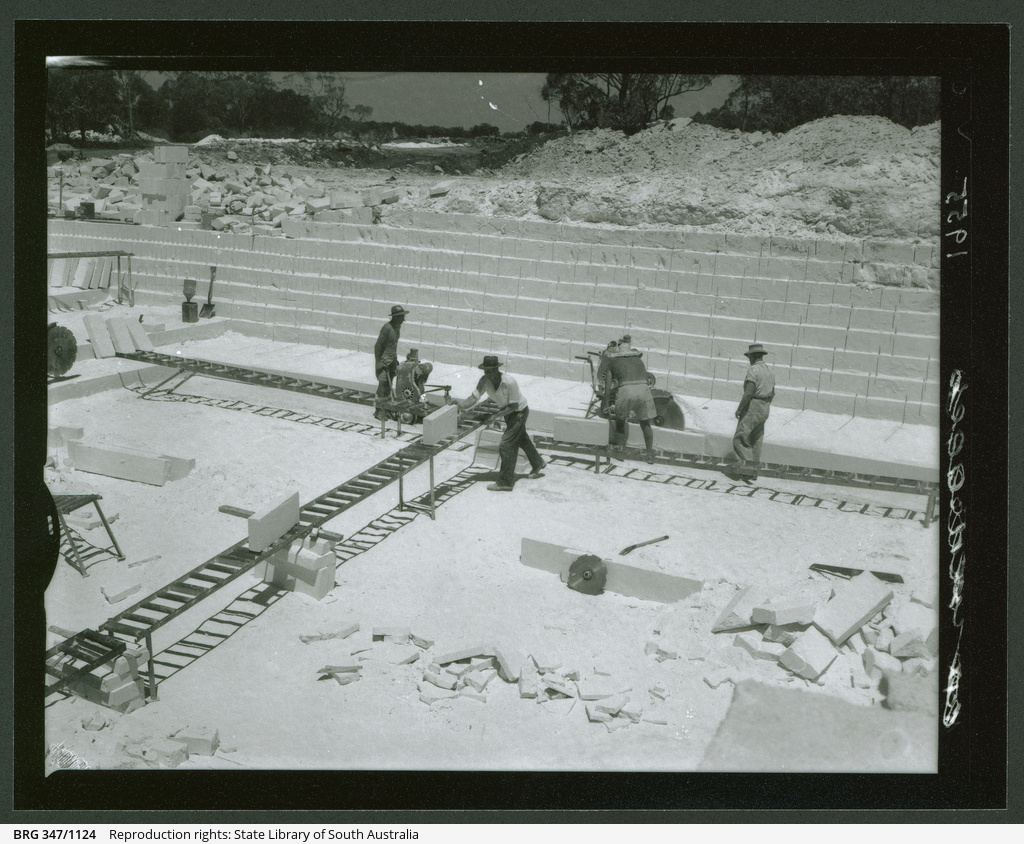 Coraline Limestone Quarry • Photograph • State Library of