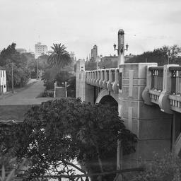 Adelaide from City Bridge