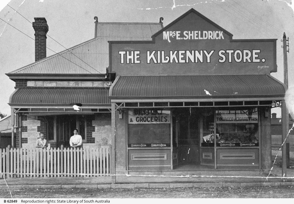 Premises of The Kilkenny Store