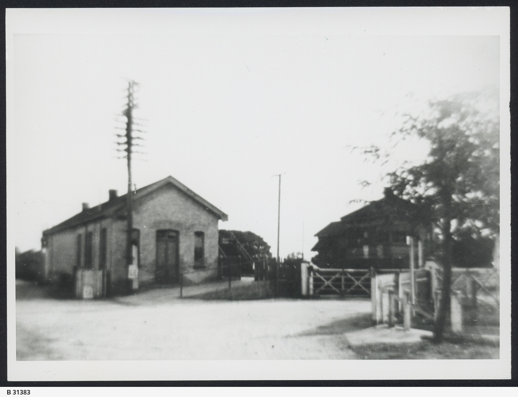 Woodville Railway Station