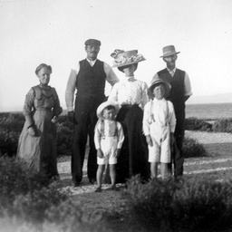 The Christie family of Cape Jervis