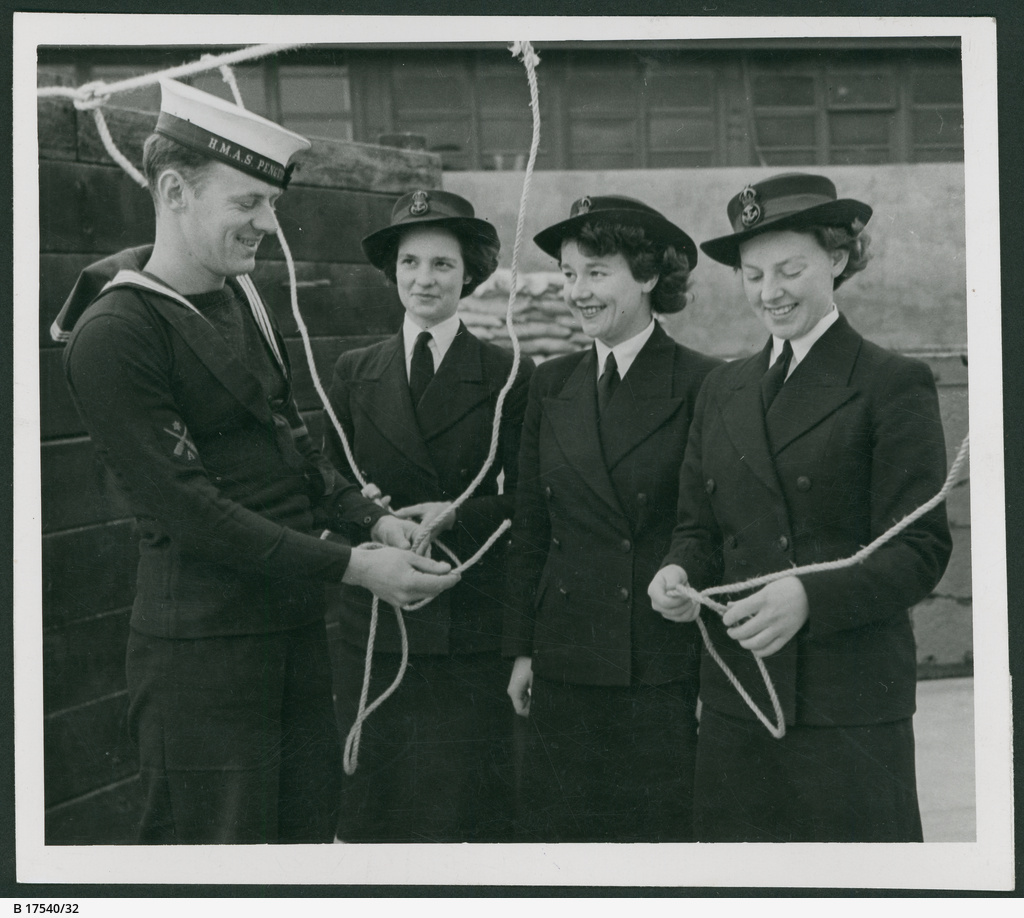 Womens Naval Service