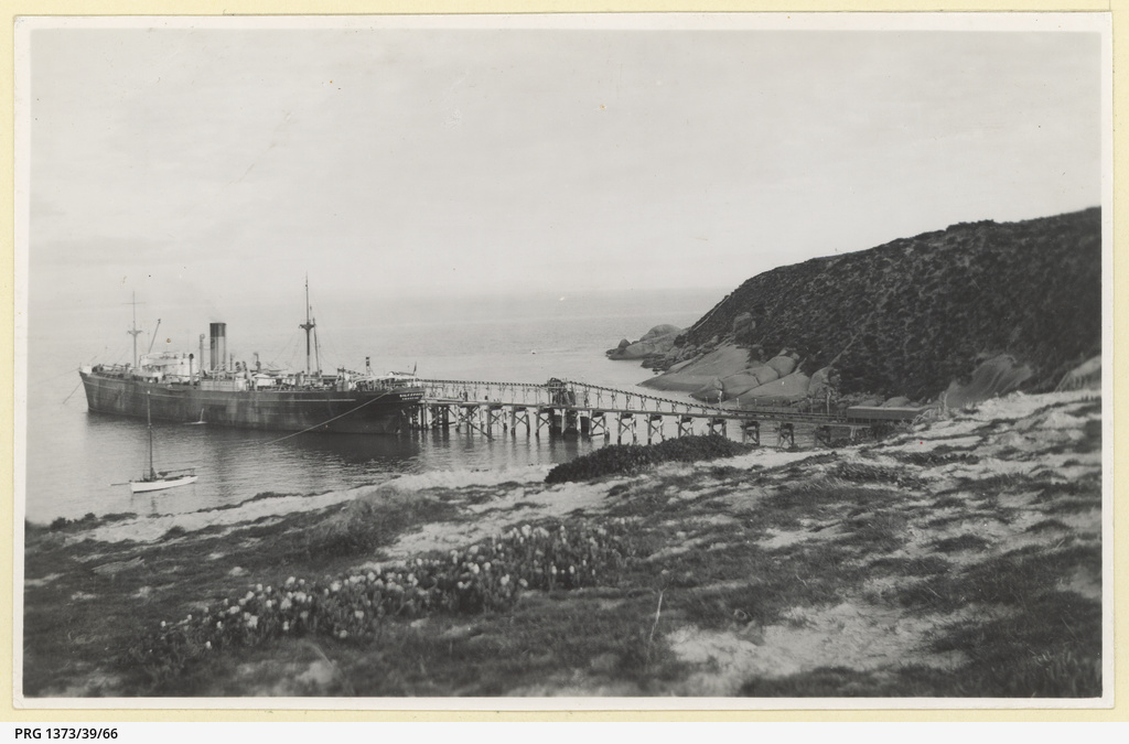 Stenhouse Bay about 1925