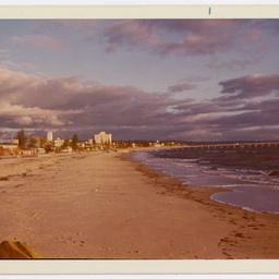 Glenelg beach and jetty