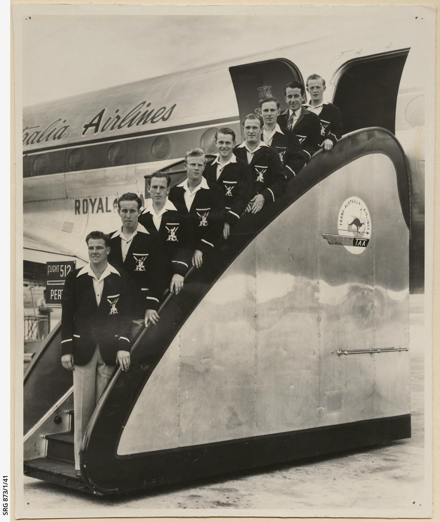 Port Adelaide Rowing Club flying to Perth
