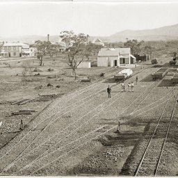 Quorn Railway Station