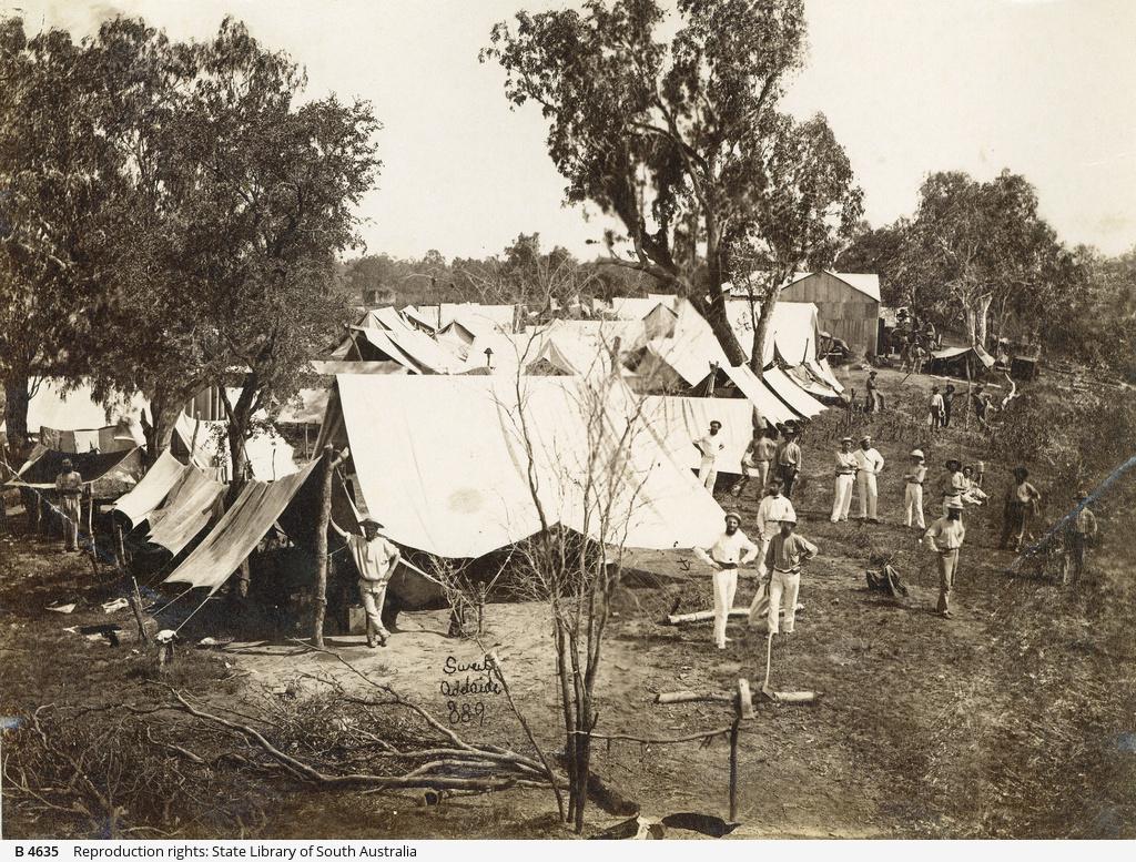 Roper River Camp