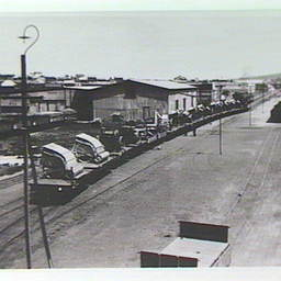 Railway yards, Port Lincoln