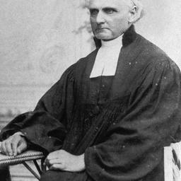 Pastor Johann Heinrich Gustav Dost