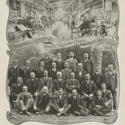Staff of the 'Register'