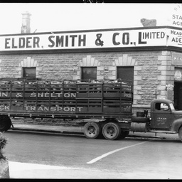 Elder, Smith & Co premises