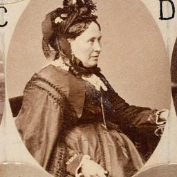 Group of [women] Old Colonists : Martha Jane Grinstead Silke