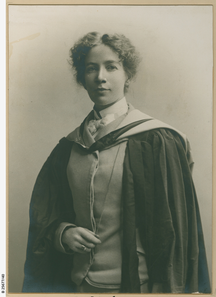 Ellen I. Benham