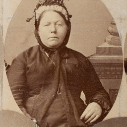 Group of [women] Old Colonists : Mary Ann Wickham