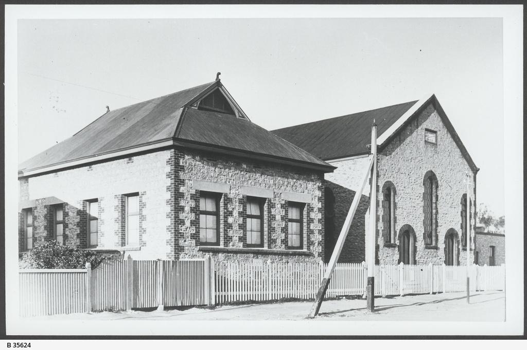 Congregational Church, Wallaroo