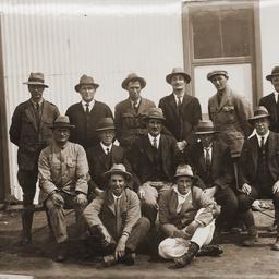 Rifle Club members