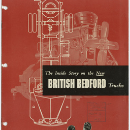71bc7def13 Bedford truck brochure   The inside story on the New British Bedford trucks