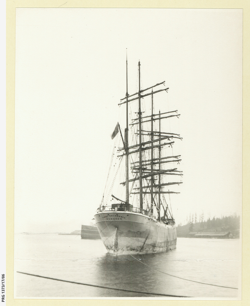 The 'Port Caledonia' in an unidentified port