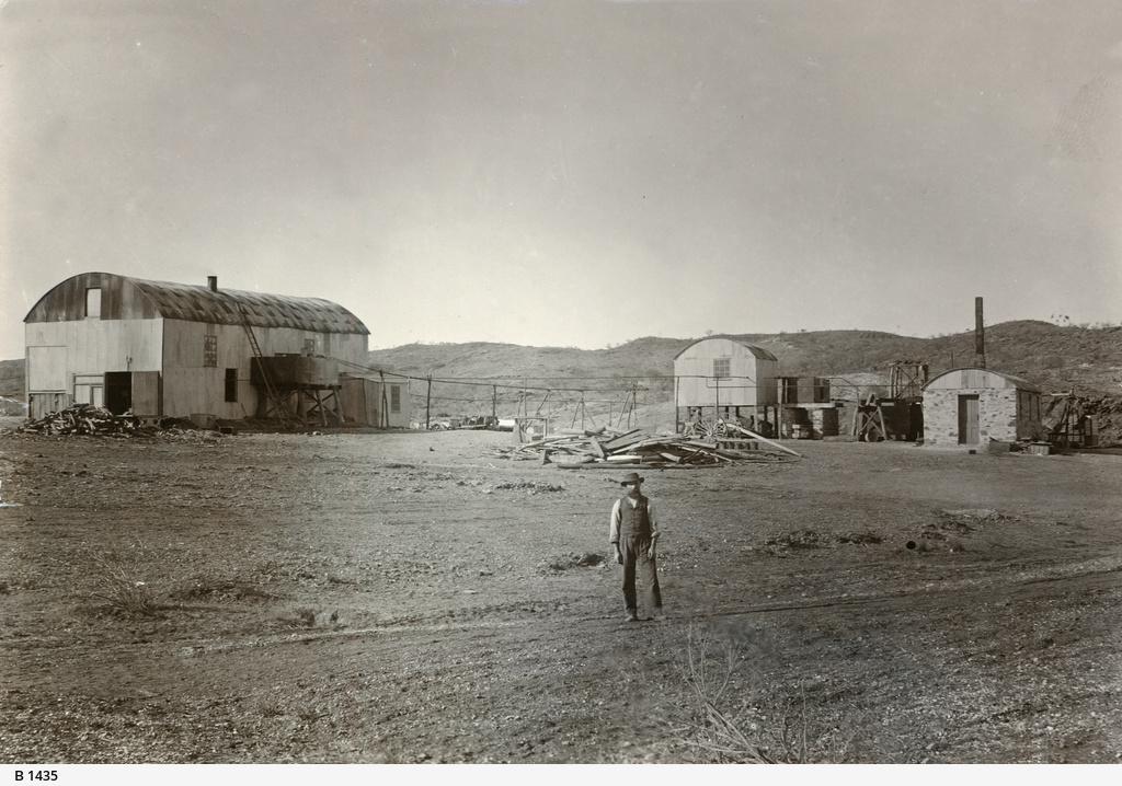 Battery Works, Arltunga