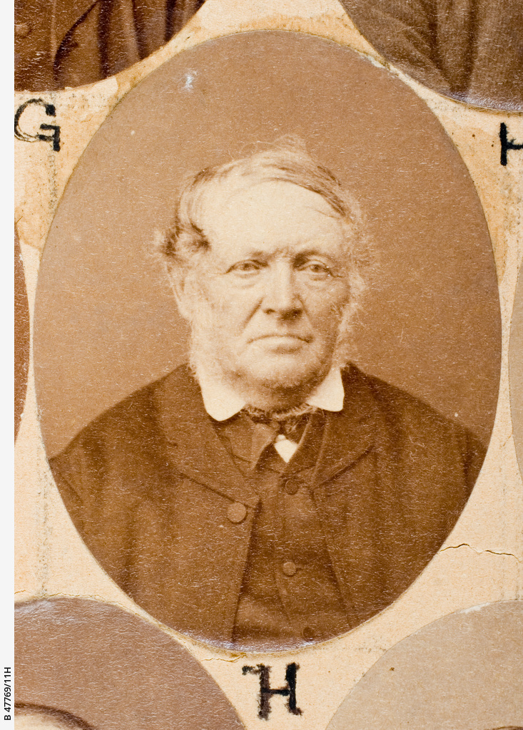 The Old Colonists Banquet Group : William Langman