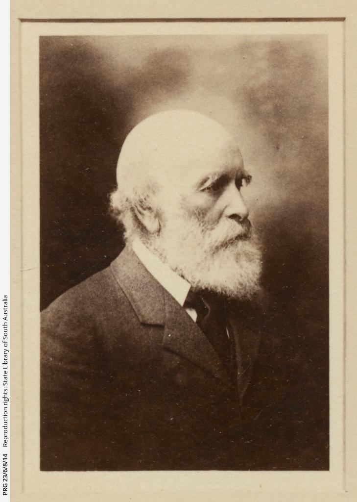 Portrait of J. Warren.