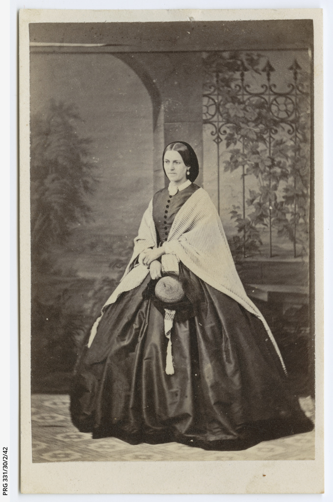 Mrs Lyell