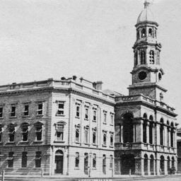 Adelaide views: Town Hall